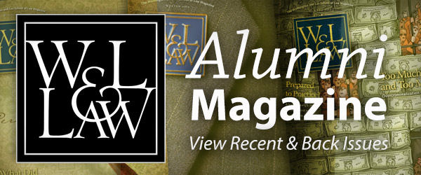 Law Alumni Magazine Online