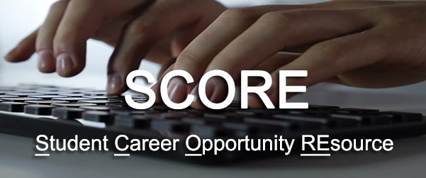 SCORE recruiting and career management